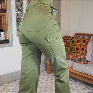 Pants - Official Boy Scouts trouser with cargo pockets